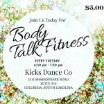 kicks dance co body talk fitness