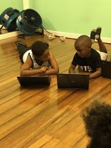 Campers Coding I