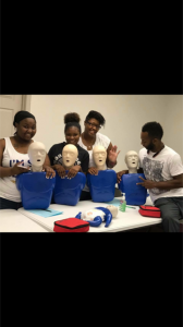 Instructors are CPR Certified